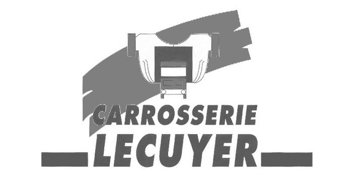 Logo carrosserie Lecuyer