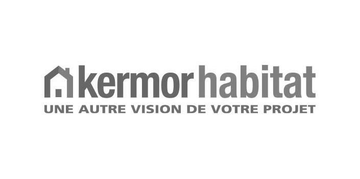Logo Kermor Habitat